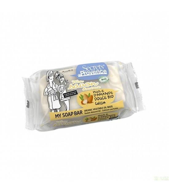 Jabon almendra dulces SECRETS DE PROVENCE 100 gr