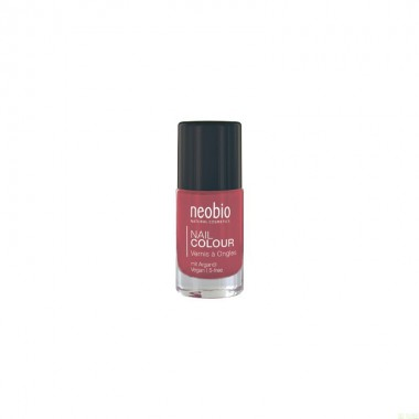 Esmalte uñas 03 wonderful coral NEOBIO 8 ml