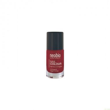 Esmalte uñas 05 strawberry NEOBIO 8 ml