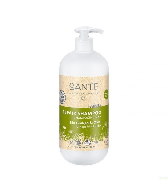 Champu tratante ginkgo oliva SANTE 950 ml