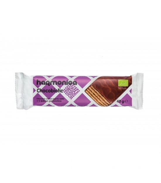 Whafeel espelta chocolate HARMONICA 40 gr BIO