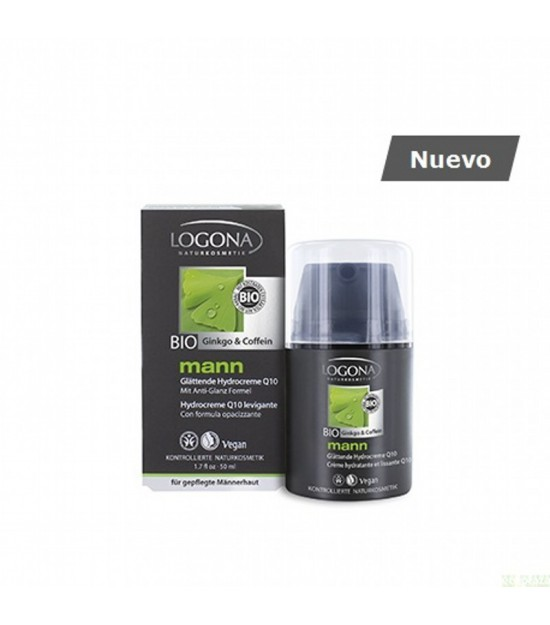 Hydro cream Q10 LOGONA 50 ml