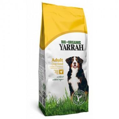 Pienso perros adulto pollo YARRAH 2 kg