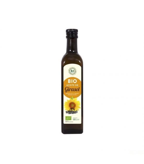 Aceite girasol SOL NATURAL 500 ml BIO