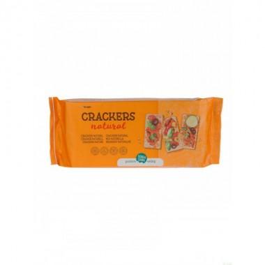 Crackers naturales TERRASANA 300 gr BIO