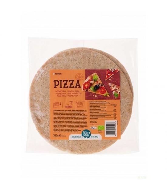 Base pizza (2 Uds.) TERRASANA 300 gr BIO