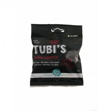 Regaliz dulce tubi's TERRASANA 100 gr BIO