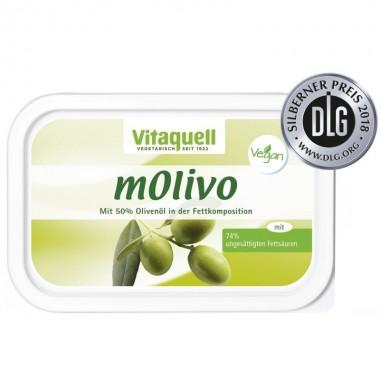 Margarina molivo VITAQUELL 250 gr BIO