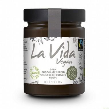 Crema chocolate negro LA VIDA VE 270 gr BIO