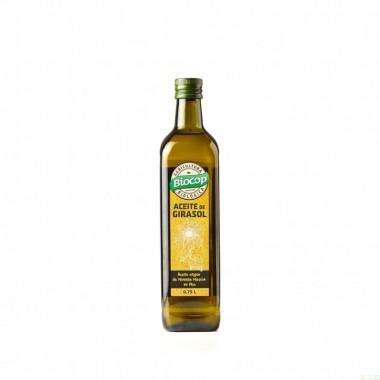 Aceite girasol BIOCOP 750 ml BIO
