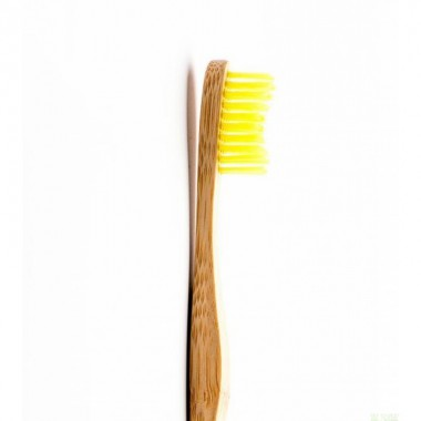 Cepillo bambu adulto amarillo HUMBLE BRUSH