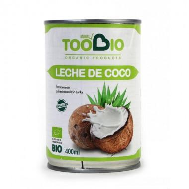 Leche coco TOO BIO 400 ml BIO
