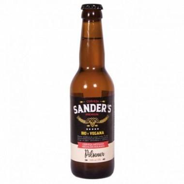 Cerveza premium SANDER'S 330 ml
