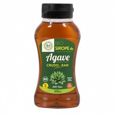 Sirope agave SOL NATURAL 500 ml BIO