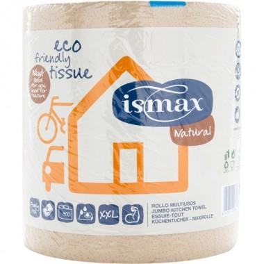 Papel cocina doble capa multiusos ISMAX 1 rollos