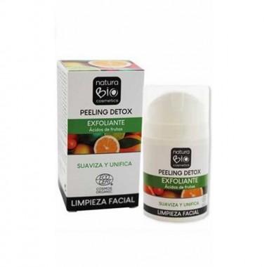 Peeling detox exfoliante NATURA BIO 50 ml