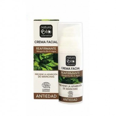 Crema facial reafirmante NATURA BIO 50 ml