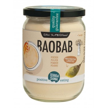 Baobab polvo TERRASANA 190 gr BIO