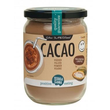 Cacao polvo TERRASANA 160 gr BIO