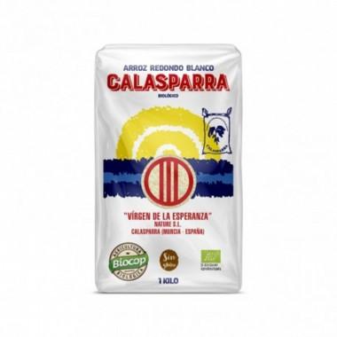 Arroz blanco redondo CALASPARRA 1 kg BIO