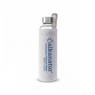 Botella borosilicato ALKANATUR 500 ml