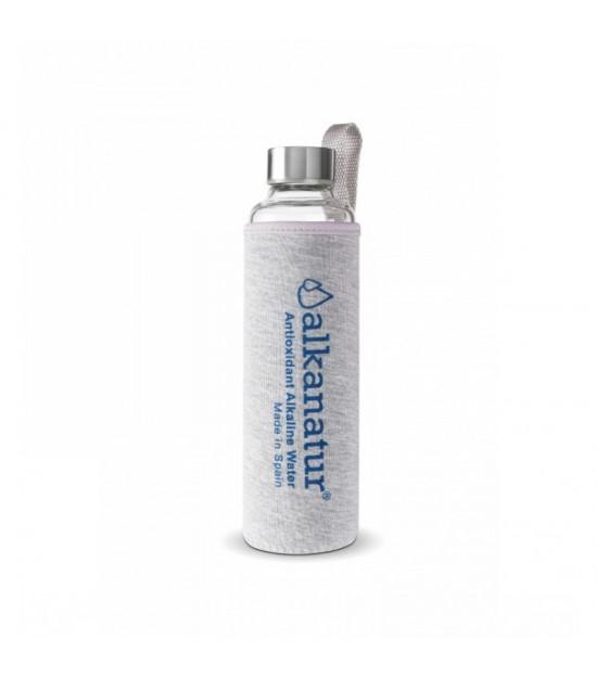 Botella borosilicato ALKANATUR 500 ml