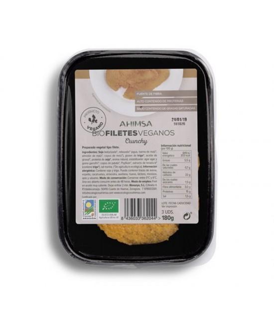 Filete crunchy AHIMSA 180 gr BIO