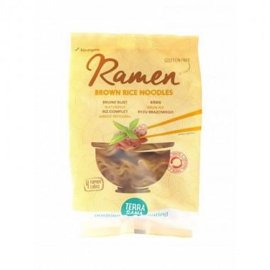 Fideos ramen arroz integral TERRASANA 280 gr BIO