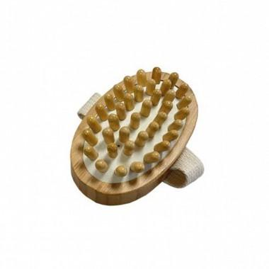 Cepillo masaje anticelulitico NATURA BIO
