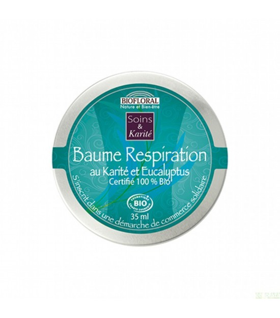Balsamo respiracion BIOFLORAL 35 ml BIO