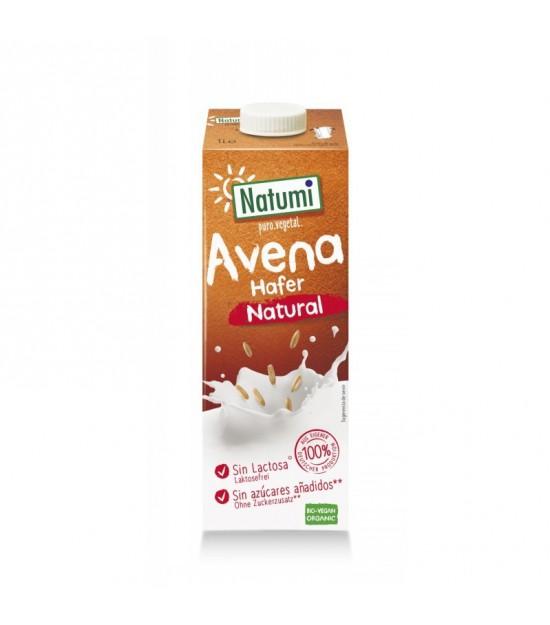 Bebida avena natural NATUMI 1L BIO