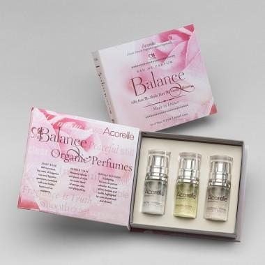Pack eau de parfum equilibrante ACORELLE