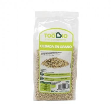 Cebada grano TOO BIO 500 gr BIO