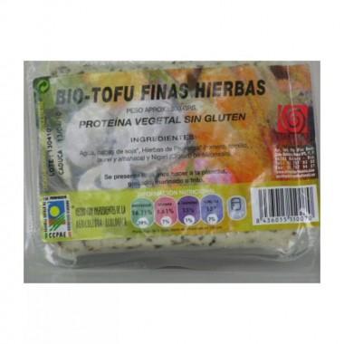 Tofu finas hierbas INTEGRAL ARTESANS 300 gr BIO