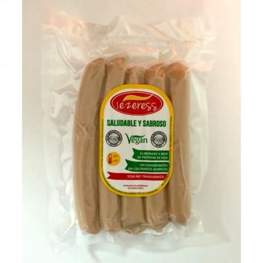 Salchichas vegetales IEZER 200 gr